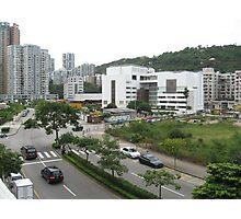 an incredible Macau landscape Photographic Print