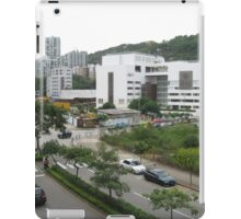 an incredible Macau landscape iPad Case/Skin