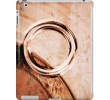 Ancient ring iPad Case/Skin