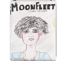 MoonFleet Illustrated Cover iPad Case/Skin