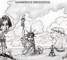 Dangerous Emmissions by liquidnerve
