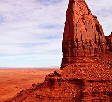 Spearhead Mesa by Nickolay Stanev