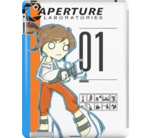 Aperture Labs iPad Case/Skin