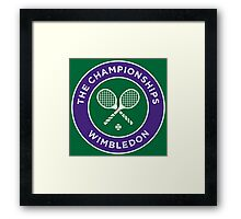Wimbledon Framed Print