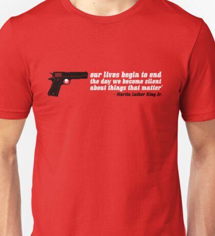silencer [reloaded] Unisex T-Shirt