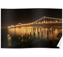 Bay Bridge Poster