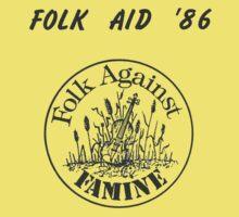 Folk Aid 86 by Unhalfbricking