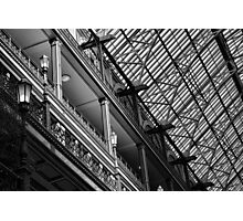 Arcade Angled Cleveland  Photographic Print