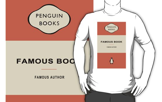 Penguin Books by Gordo131