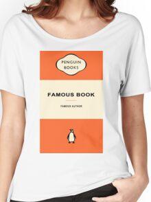 Penguin Books Women's Relaxed Fit T-Shirt