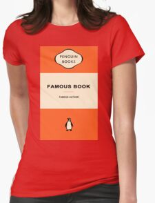 Penguin Books Womens Fitted T-Shirt