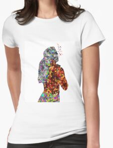 Body music Womens Fitted T-Shirt