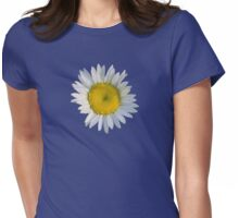 Crazy daisy Womens Fitted T-Shirt