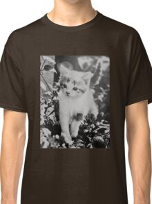The Most Fabulous Cat Ever Seen Classic T-Shirt