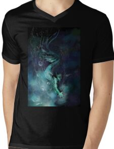 Blue Waters Mens V-Neck T-Shirt