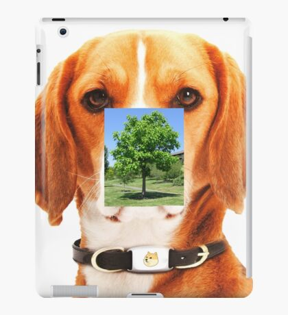 pokemon dogtree, it's a new pokemon iPad Case/Skin