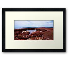 Bar Beach,NSW Framed Print