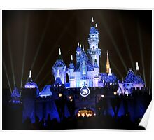 60th Celebration Castle Poster