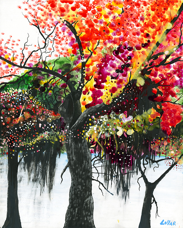 """Down Home Technicolor"" by Browan Lollar"
