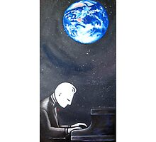Lullaby to the Earth by Midori Furze