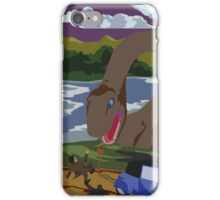 Visit Loch Ness - Green iPhone Case/Skin