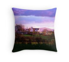 Home in the Sky 2 Throw Pillow