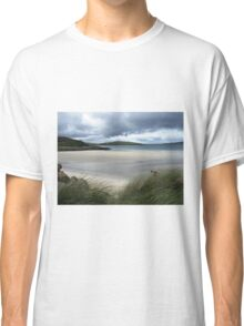 Storm Clouds Gather Over Seilebost  Classic T-Shirt