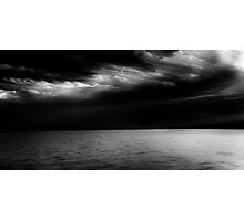 Cloud and Sea Photographic Print