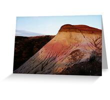 Hallett Cove Sugarloaf  Greeting Card