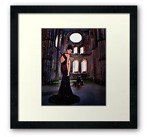 High Fashion Haute Couture Fine Art Print Framed Print