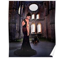 High Fashion Haute Couture Fine Art Print Poster