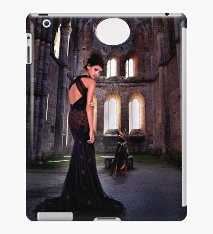 High Fashion Haute Couture Fine Art Print iPad Case/Skin