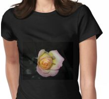 Winter Rose Womens Fitted T-Shirt