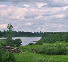 an amazing Russia landscape by beautifulscenes