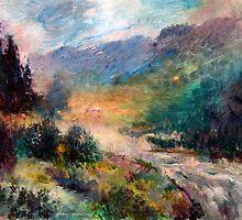 Val Pusteria Italy by Lorenzo Castello