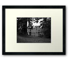 Chillingham Perimeter Framed Print