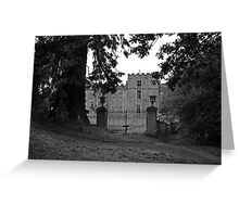 Chillingham Perimeter Greeting Card