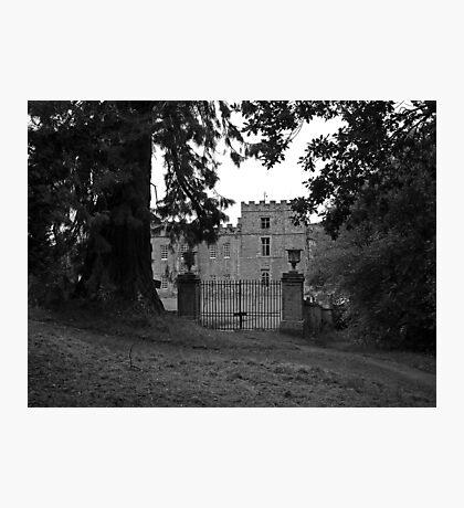 Chillingham Perimeter Photographic Print