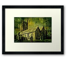 Church at Constantine Framed Print