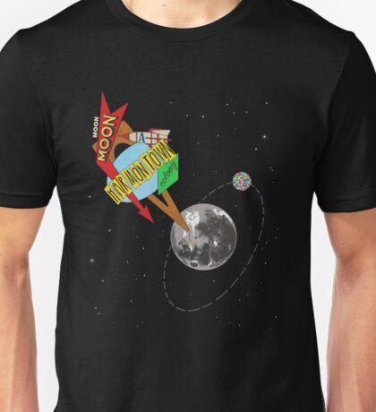 Moon-Moon Unisex T-Shirt