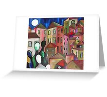 Depuis la ville Greeting Card