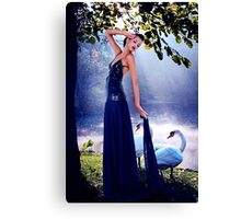 Haute Couture High Fashion Fine Art Print Canvas Print