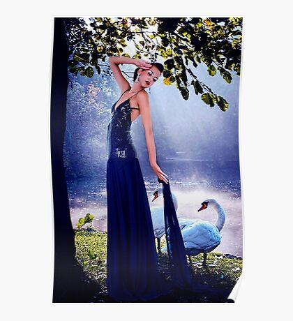 Haute Couture High Fashion Fine Art Print Poster