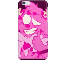 Lust Hellhound - Second in Command iPhone Case/Skin