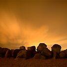 Currumbin Rocks by GabrielK