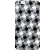 Blurry Houndstooth iPhone Case/Skin