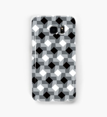 Blurry Houndstooth Samsung Galaxy Case/Skin