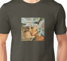 Queen of the Lotus Land Unisex T-Shirt