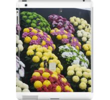 Lovely flowers iPad Case/Skin