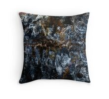 conflicted Throw Pillow
